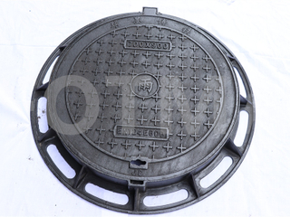Cast Ductile Iron Manhole Cover